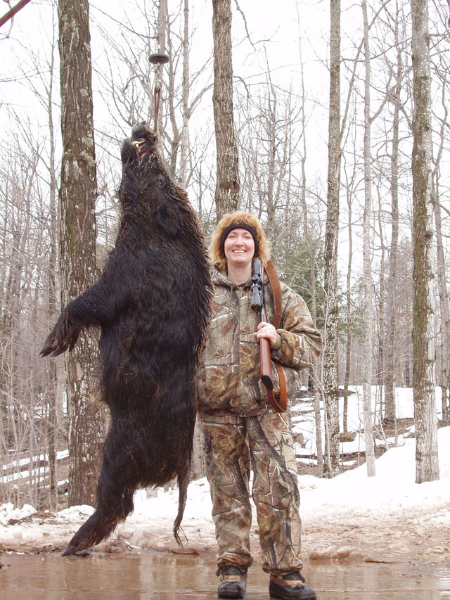 Russian Boar Hunting Success!